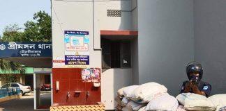 অপ্রীতিকর জরুরী পরিস্থিতি মোকাবেলায় শ্রীমঙ্গল থানায় অতিরিক্ত তল্লাশি চৌকি