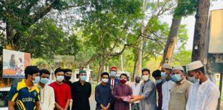 শ্রীমঙ্গল ছাত্রলীগের 'জয় বাংলা বাইক সার্ভিস' কার্যক্রম শুরু