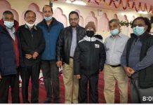 শ্রীমঙ্গল এসোসিয়েশনের ভার্চুয়াল শোক সভা অনুষ্ঠিত