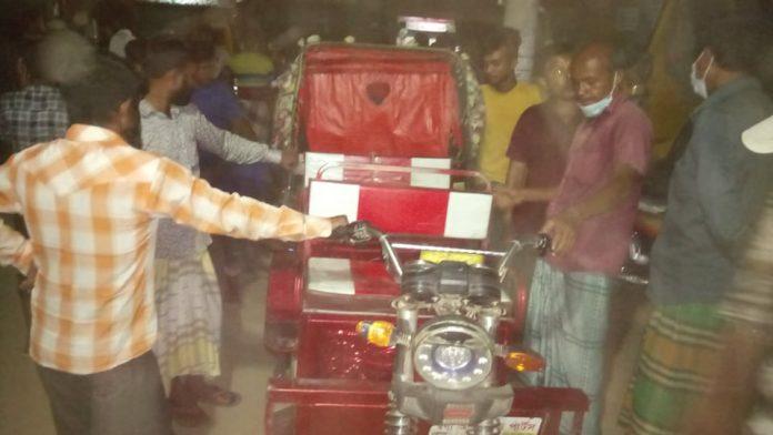 শ্রীমঙ্গলে রিক্সা-মোটরসাইকেল সংঘর্ষে গুরুত্বর আহত ১ জন সিলেটে