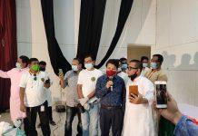 'হৃদয়ে শ্রীমঙ্গল'র উদ্যোগে ৮০০ জনকে ৫০ টাকা ভাড়াসহ ইফতার সামগ্রী বিতরণ