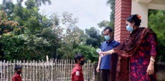 স্বাস্থ্যসম্মত পরিবেশে চলছে কমলগঞ্জের ১৫২টি প্রাইমারী স্কুল