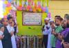 জৈন্তাপুরে স্কুল এন্ড কলেজের নব নির্মিত গেইটের আনুষ্ঠানিক উদ্বোধন